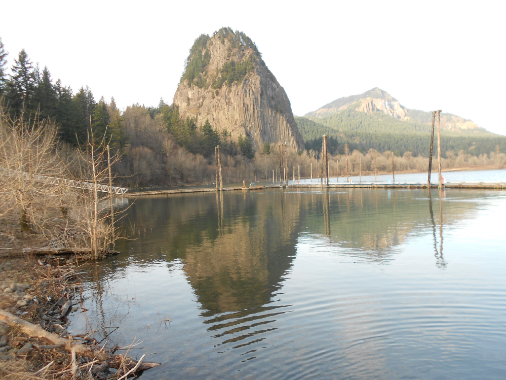 Image of Beacon Rock