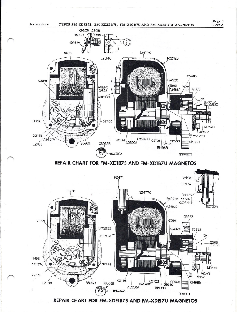 Farmall H4 Magneto Diagram - Wiring Diagram Library