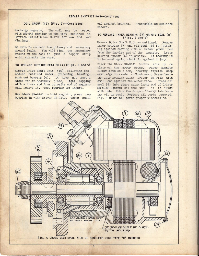 Wico H1 Magneto manual